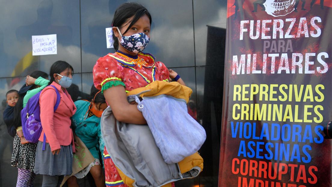 Cómo la violación de una adolescente indígena en Colombia avivó el debate sobre la Justicia y la acción del Ejército