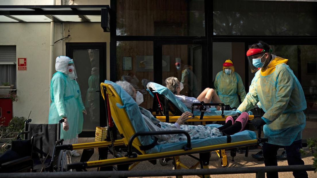 Madrid recurrió a médicos venezolanos sin contrato para 'medicalizar' las residencias de ancianos
