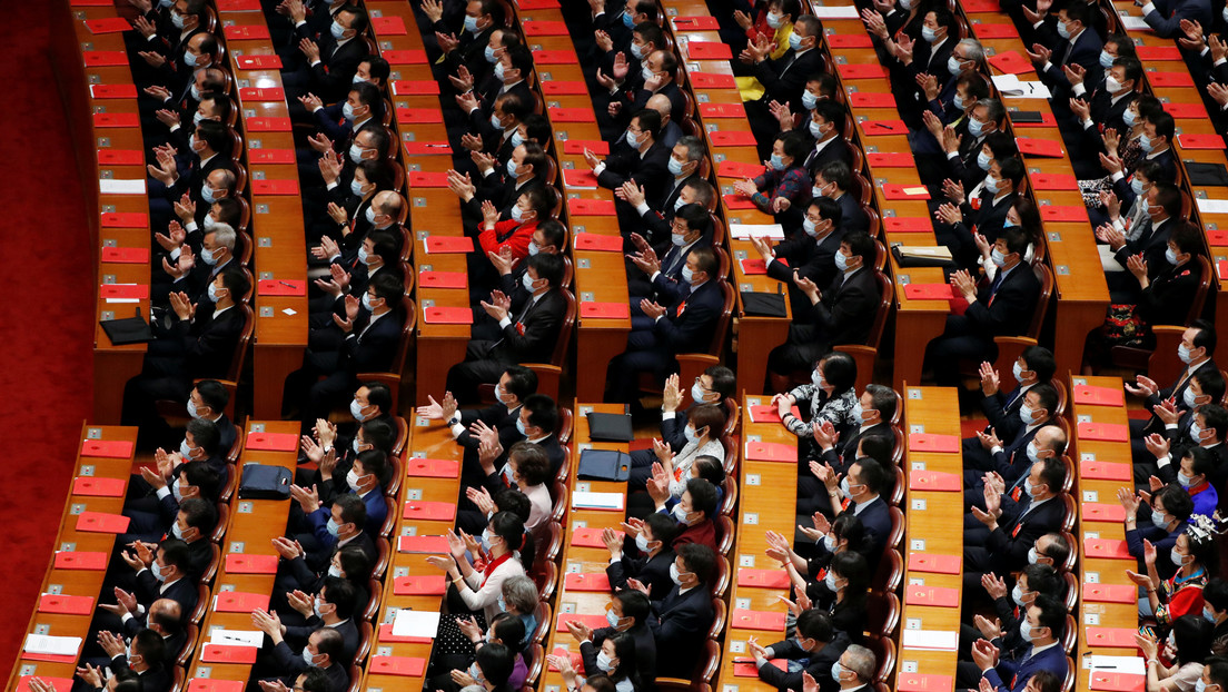 El Parlamento de China aprueba la ley de seguridad nacional para Hong Kong