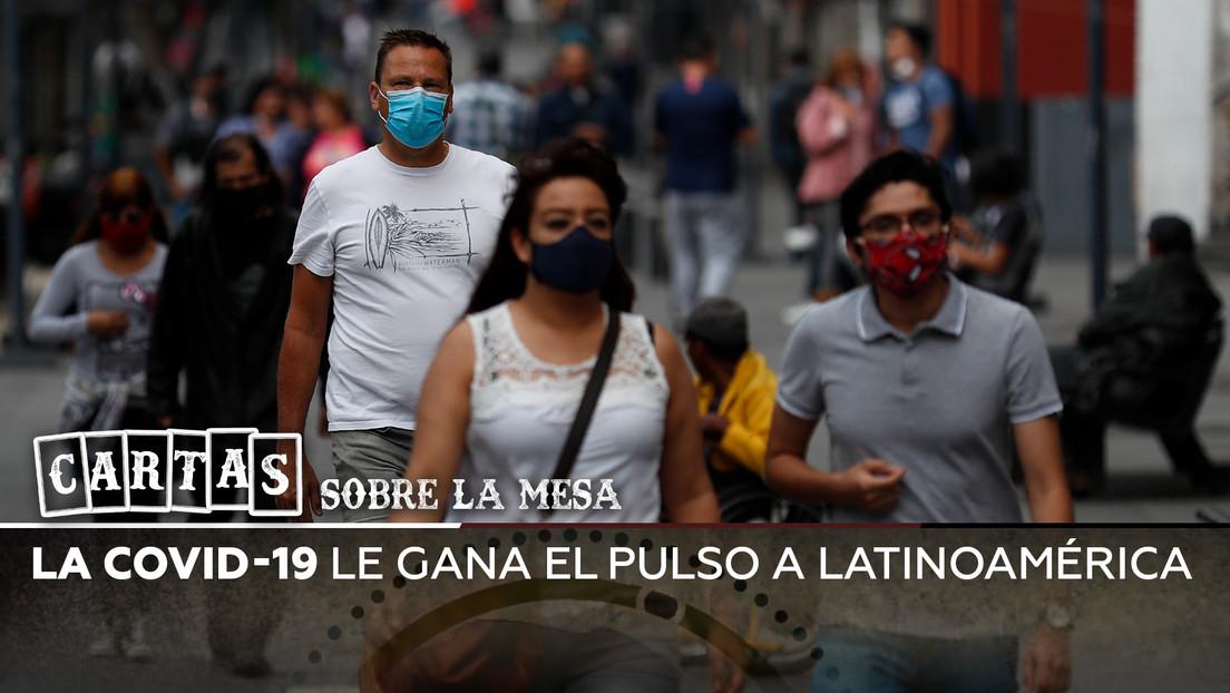 México, Chile y Bolivia: el coronavirus le gana el pulso a Latinoamérica