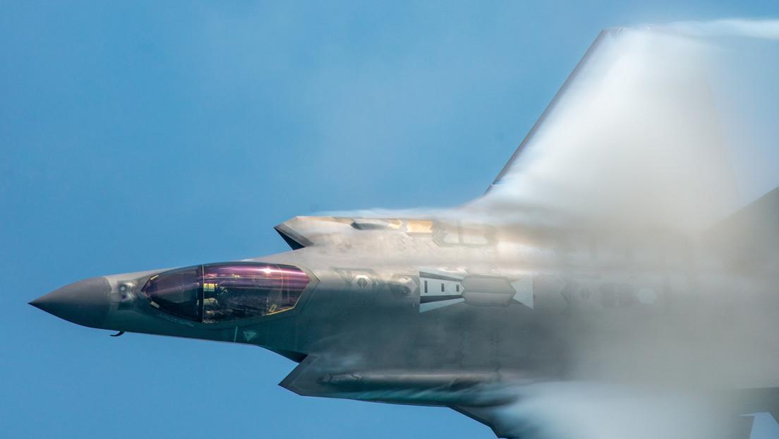 Los cazas de quinta generación F-35 vuelven a tener prohibido volar cerca de tormentas