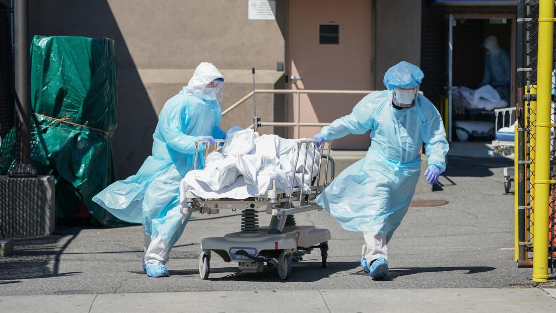 El principal epidemiólogo de EE.UU. advierte que el país podría alcanzar los 100.000 casos diarios de covid-19 si no se toman medidas