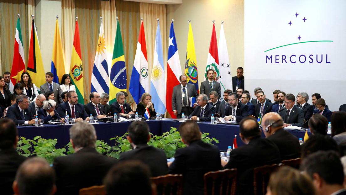 Mercosur realiza una Cumbre marcada por las fracturas políticas y la crisis económica provocada por la pandemia