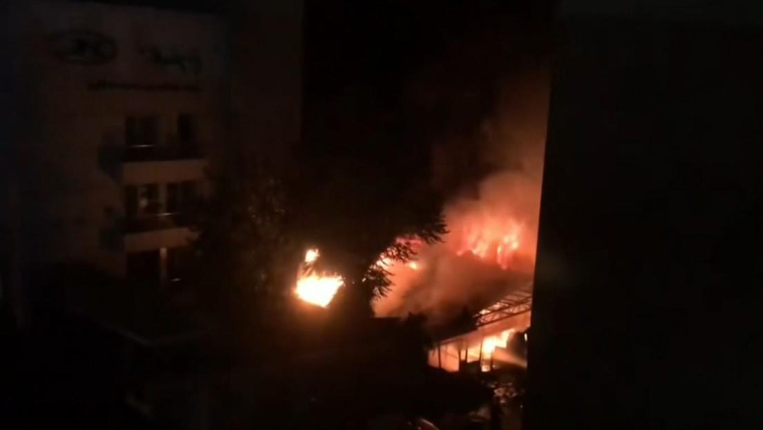Explosión en una clínica de Irán deja al menos 13 muertos