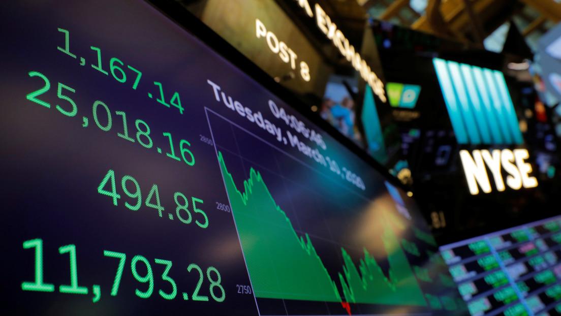 El Dow Jones aumenta más de 200 puntos y cierra su mejor trimestre desde 1987