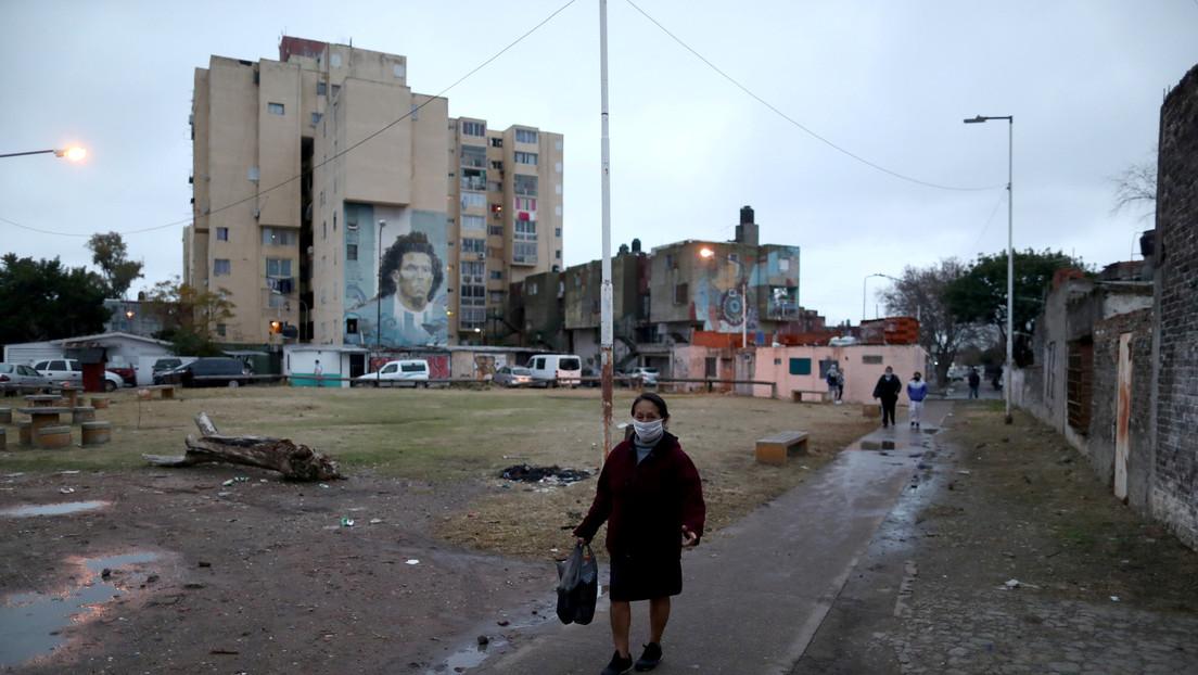 Argentina registra 2.262 nuevos contagios de coronavirus y acumula 1.307 muertes por la pandemia