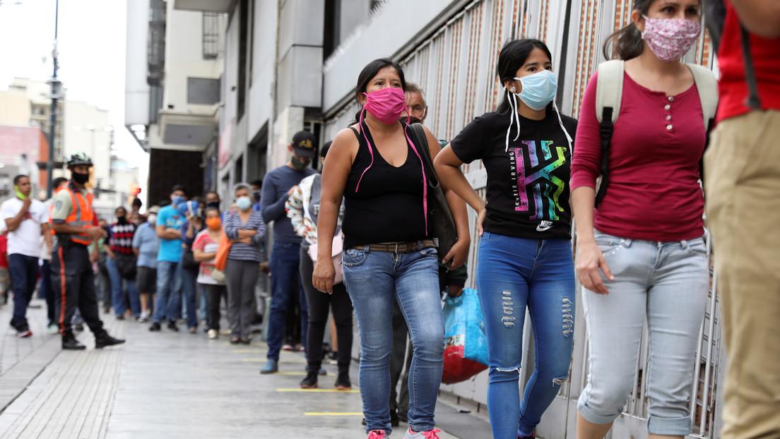 Venezuela registra 233 contagios y 4 muertes por COVID-19 este #29Jun