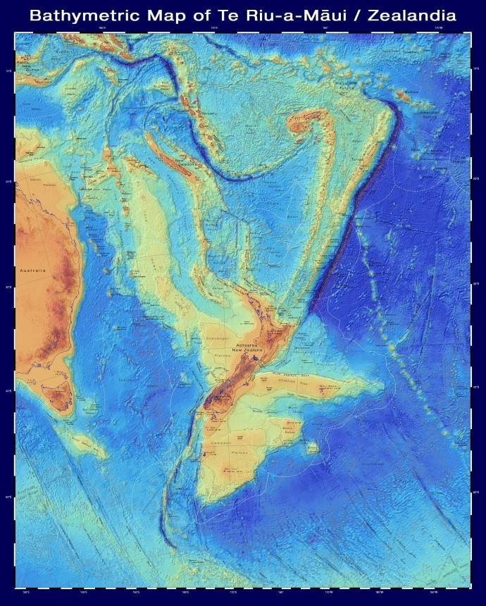 zelandia continente