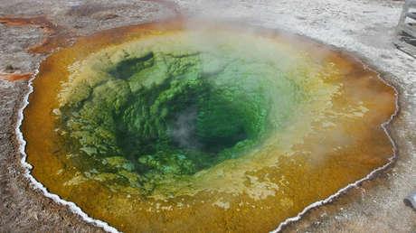 El punto caliente del supervolcán de Yellowstone podría estar disminuyendo