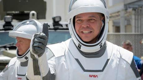 La campaña de Trump elimina un anuncio que violaría las reglas publicitarias de la NASA
