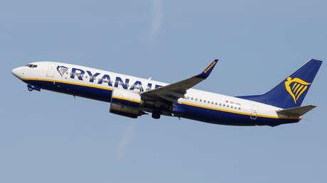 """Ryanair tacha de """"tontería"""" la cuarentena en el Reino Unido y se niega a cancelar sus vuelos"""
