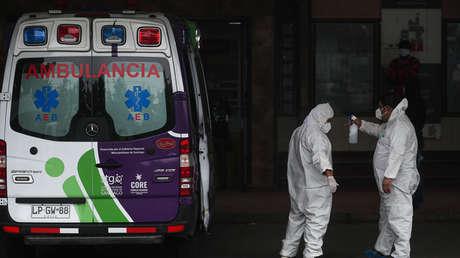 Chile reporta 192 fallecidos por la pandemia del coronavirus, la cifra diaria más alta desde el inicio de la pandemia