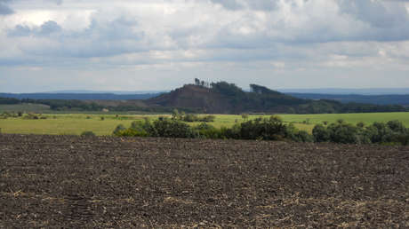 Despierta en Alemania una región volcánica 13.000 años después de su última erupción