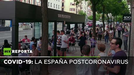 Entre la incertidumbre, el dolor y las secuelas: la España postcoronavirus
