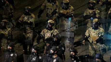El jefe del Pentágono ordena la revisión del despliegue de la Guardia Nacional durante las protestas