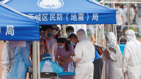 La OMS confirma más de 100 contagios en el nuevo brote de coronavirus en Pekín