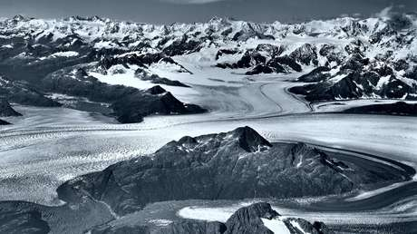 Descubren que la Tierra se convirtió en una 'bola de nieve' gradualmente y al paso de millones de años