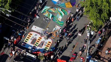 Manifestantes levantan barricadas y declaran una 'zona autónoma' sin policía en Seattle: ¿qué pasó y cuáles son sus demandas?