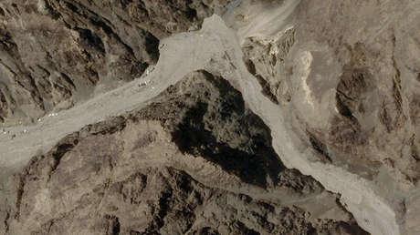 Imágenes satelitales muestran el 'antes' y 'después' en la zona del enfrentamiento entre militares chinos e indios en el Himalaya