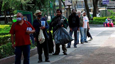 México supera los 175.000 casos y cuenta ya con 20.781 muertes por coronavirus