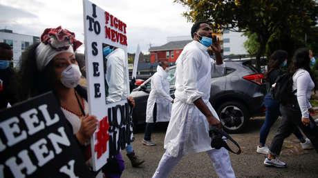 Tiroteos, heridos y protestas violentas por segundo día consecutivo en una 'zona autónoma' sin Policía en Seattle