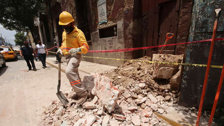 Alerta de tsunami en México y Centroamérica tras el terremoto de magnitud 7,5 en Oaxaca 5ef2724359bf5b500f7e167a