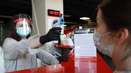 Rusia supera los 600.000 casos de coronavirus tras confirmarse 7.176 nuevas infecciones