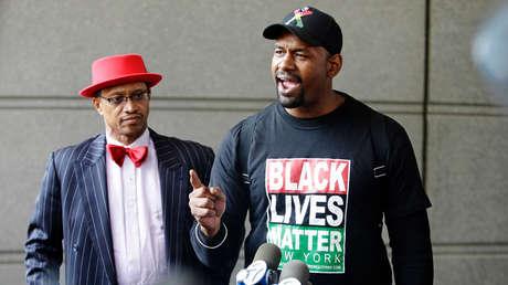 "Líder de Black Lives Matter: ""Si EE.UU. no nos da lo que queremos, quemaremos este sistema"""