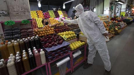 México acumula 208.392 casos de coronavirus y 25.779 defunciones