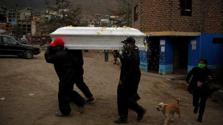 Perú reporta 182 nuevas muertes por covid-19 y alcanza un total de 9.317 fallecidos