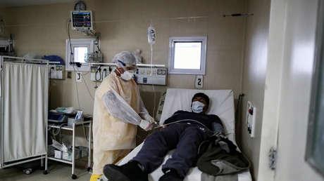 Argentina registra 26 muertes y 2.189 nuevos casos de coronavirus en las últimas 24 horas