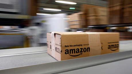 Seis centros logísticos de Amazon en Alemania van a la huelga después de que varios de sus empleados dieran positivo por coronavirus