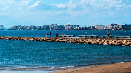 Fallece un niño de 7 años en España tras ahogarse en una playa en la que no había socorristas debido a la crisis del coronavirus