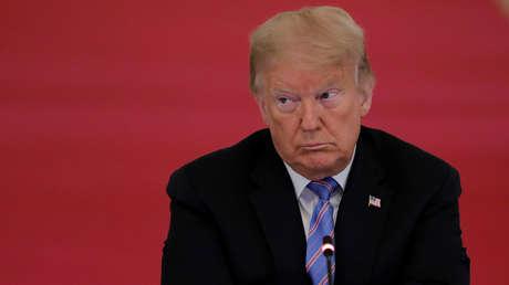 """Trump: """"Me enojo cada vez más con China cuando veo cómo la pandemia propaga su fea cara en todo el mundo"""""""