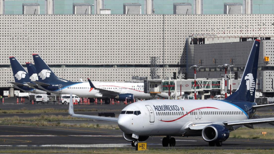 Aeroméxico inicia proceso de reestructura financiera bajo el Código de Bancarrota estadounidense