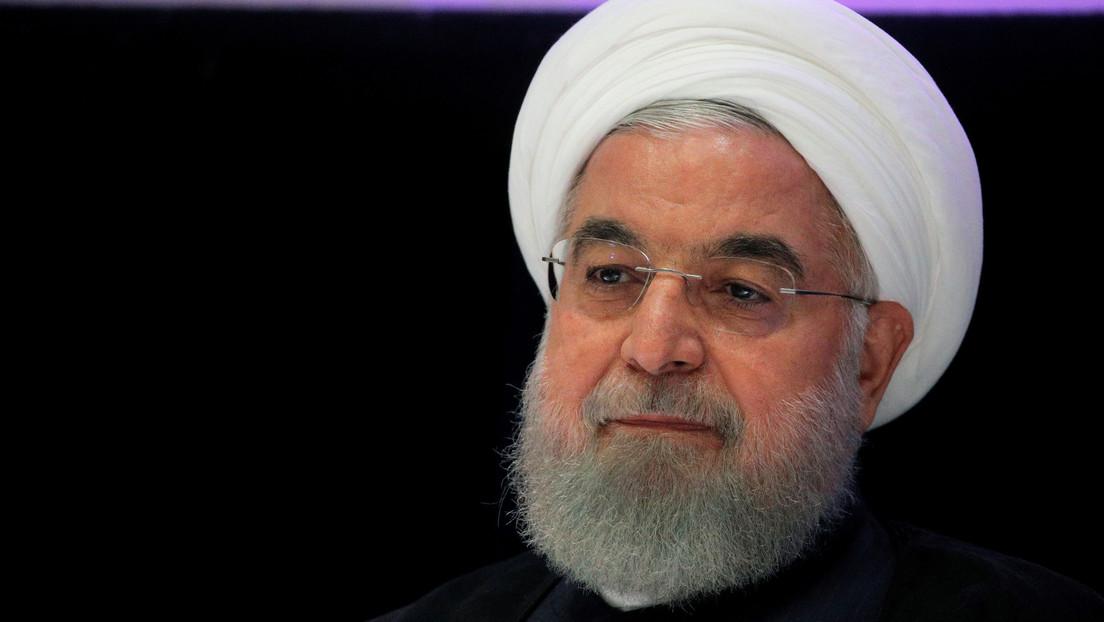 """Rohaní: """"Si EE.UU. quiere infligir un golpe político al acuerdo nuclear, Irán no lo tolerará y mostrará su acción decisiva"""""""