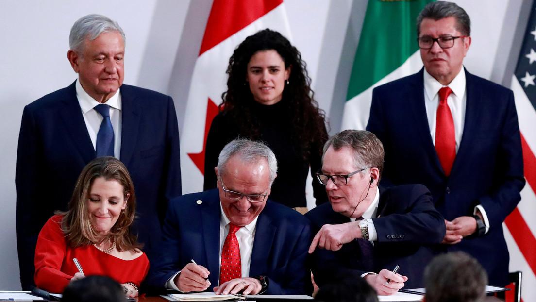 México, el T-MEC y la geopolítica post-coronavirus: una apuesta de futuro