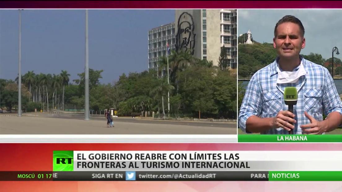 Cuba reabre sus fronteras al turismo internacional