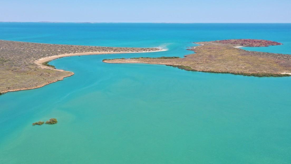 FOTOS: Encuentran dos enclaves aborígenes sumergidos hace más de 7.000 años frente a la costa de Australia