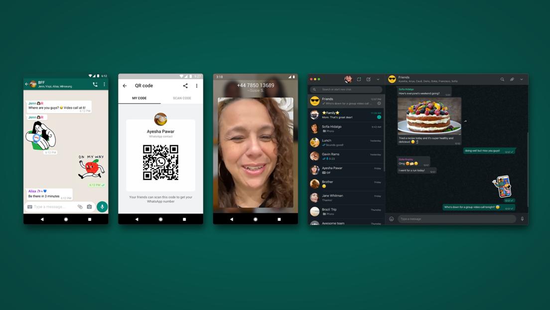 VIDEO: WhatsApp lanza una gran actualización que facilitará su uso