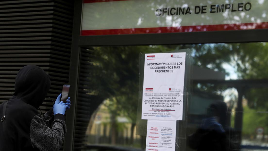 El paro en España sube en junio por primera vez desde 2008 thumbnail