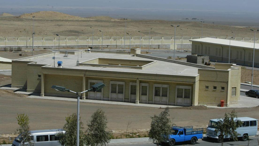 """Irán reporta un """"accidente"""" en su instalación nuclear de Natanz pero asegura que no provocó daños"""