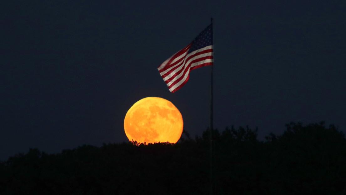 Cómo observar el eclipse Luna de Trueno, que será visible en América este fin de semana