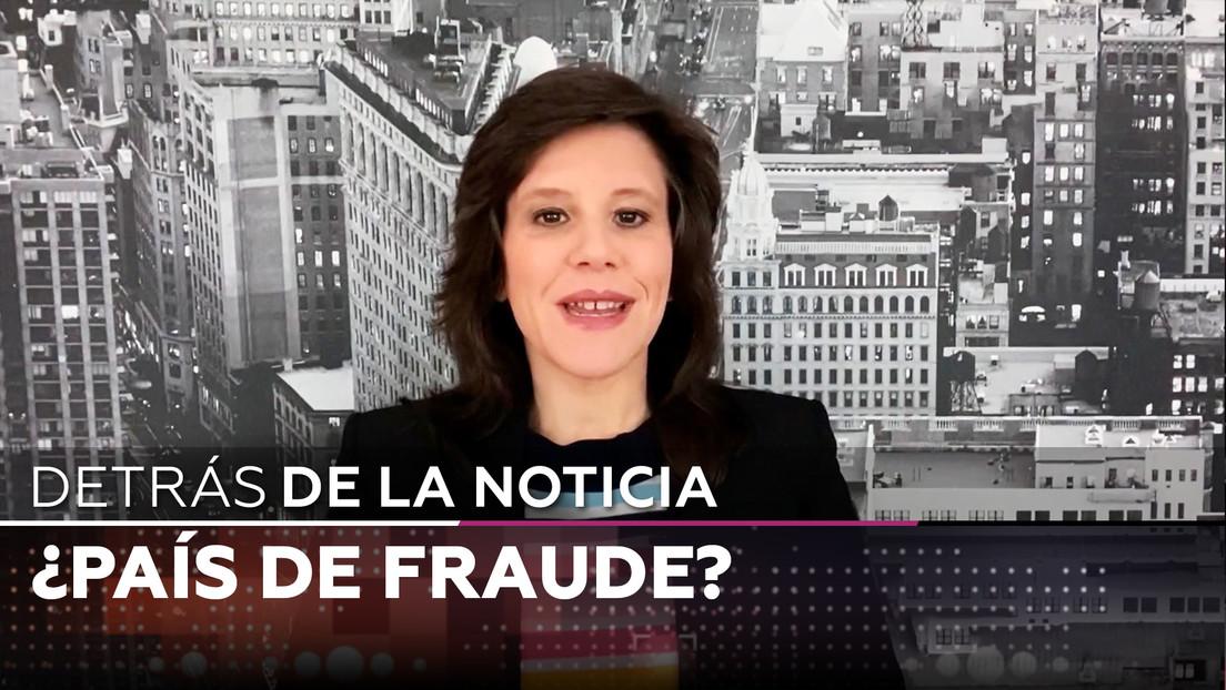 ¿País de fraude?