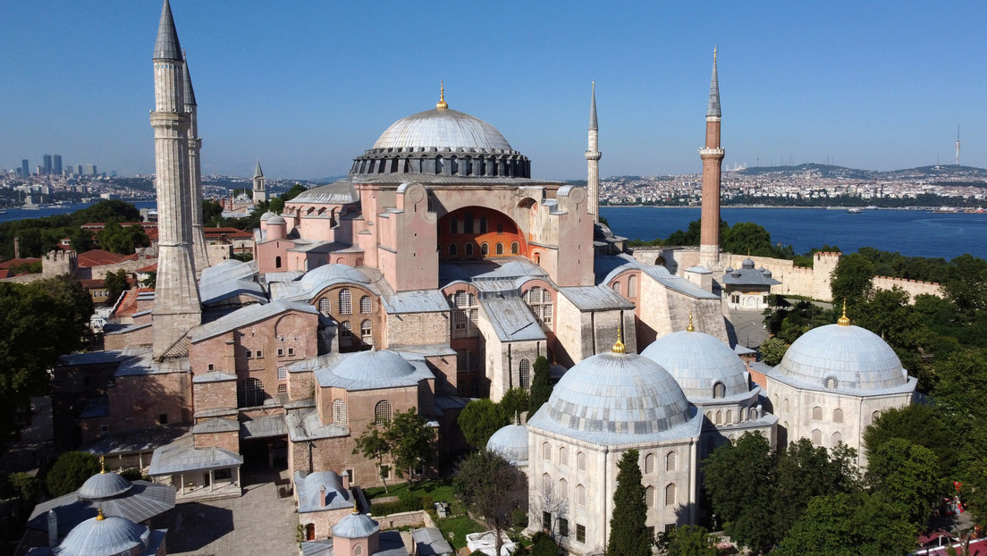 En 15 días anunciará el Consejo de Estado turco su decisión sobre el estatus del museo de Santa Sofía