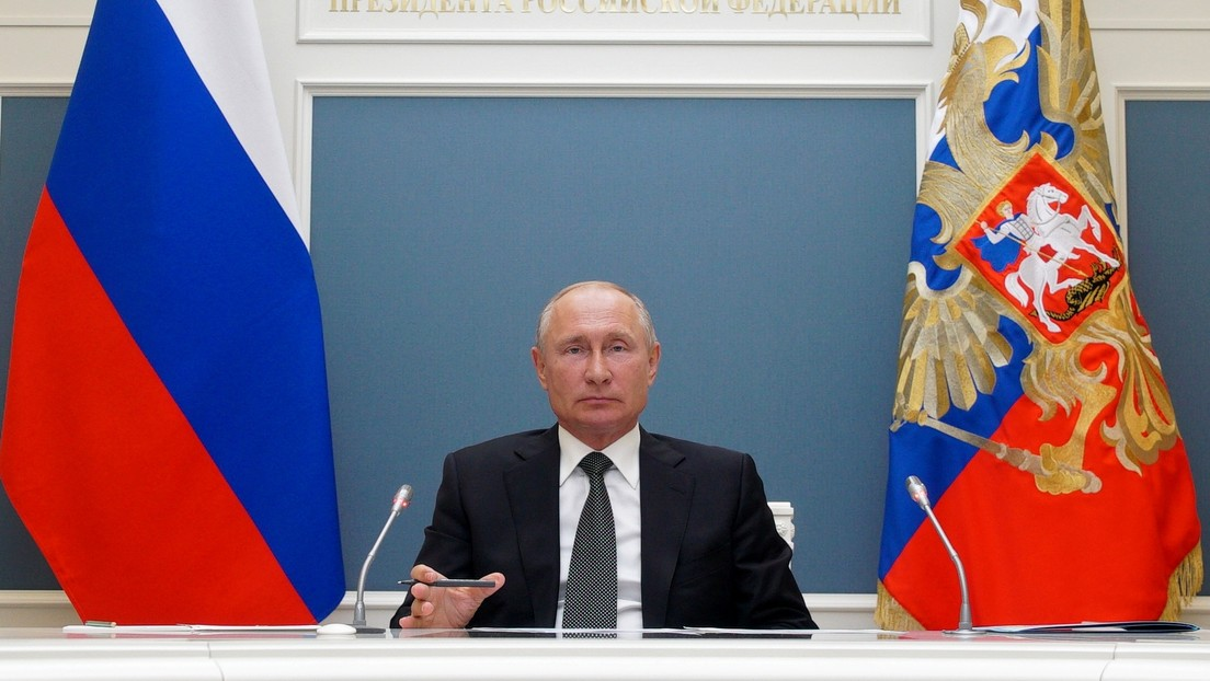 """Putin agradece al pueblo su apoyo a las enmiendas a la Constitución y dice que """"todavía hay muchos problemas sin resolver"""""""