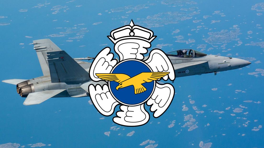 Un país retira en silencio la esvástica que llevaba décadas en el emblema de su Fuerza Aérea