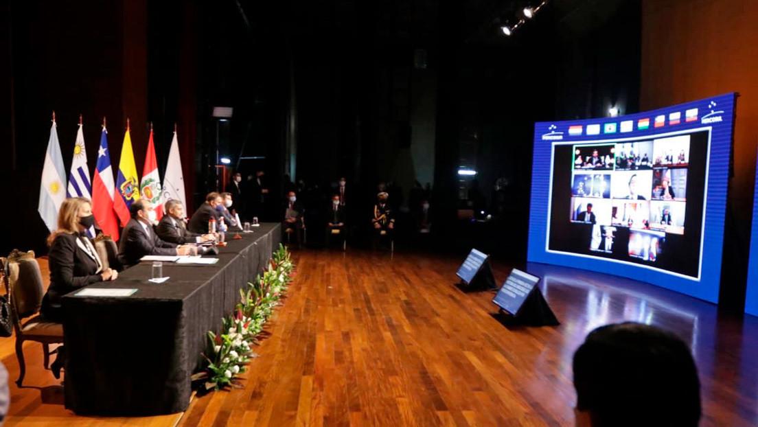 La Cumbre del Mercosur evidencia la soledad de Argentina ante una mayoría de gobiernos conservadores en la región