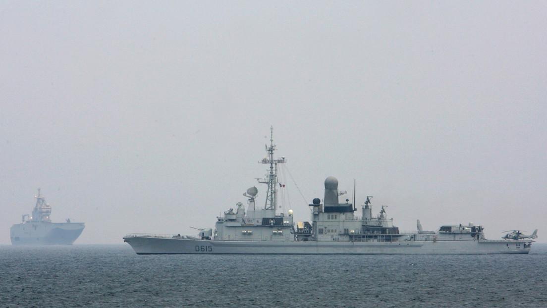 Turquía exige disculpas a Francia por un incidente marítimo en medio de una disputa por violaciones del embargo libio