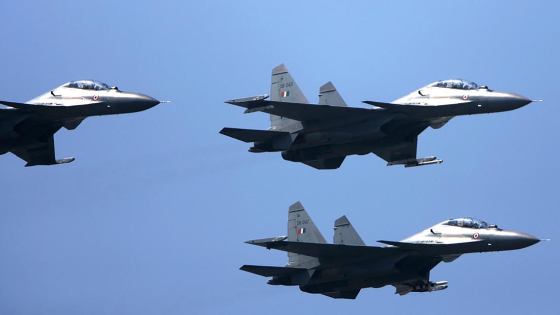 India aprueba la compra de 33 cazas rusos como parte de una transacción por 2.400 millones de dólares